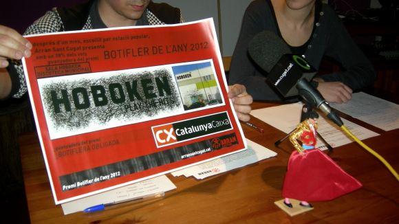 La Sala Hoboken, Botifler de l'Any 2012
