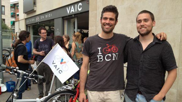 La bici elèctrica troba el seu espai amb VAIC