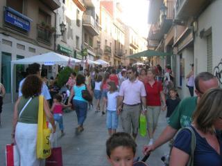 L'alcalde valora molt positivament l'alta participació dels santcugatencs durant els primers dies de Festa Major
