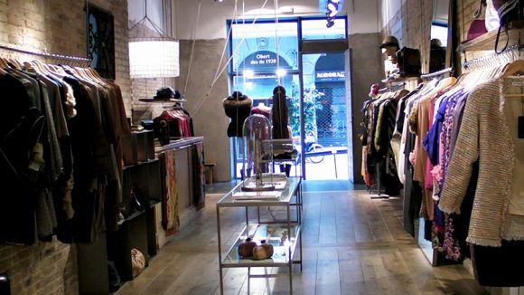 La botiga Sayan es traslladarà a Barcelona a finals de mes
