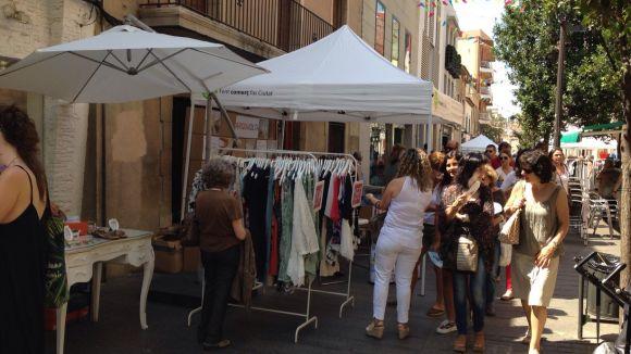 120 comerços apropen les seves ofertes amb la Botiga al Carrer