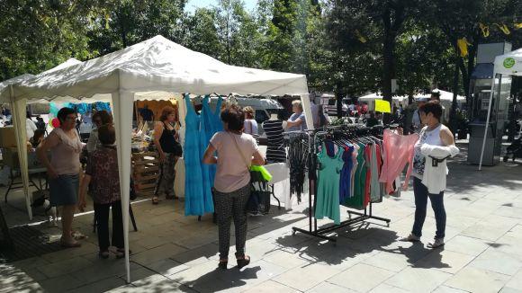 La Botiga al Carrer potencia el vincle del comerç de proximitat per Festa Major