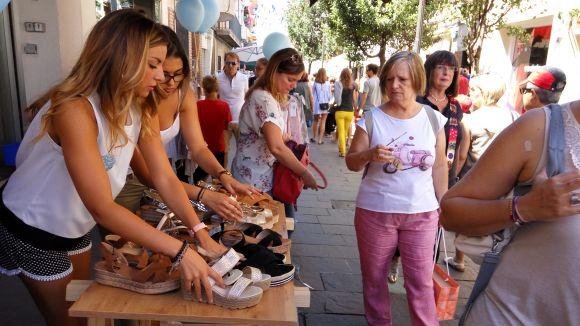 La Botiga al Carrer es consolida com 'la Festa Major del comerç'