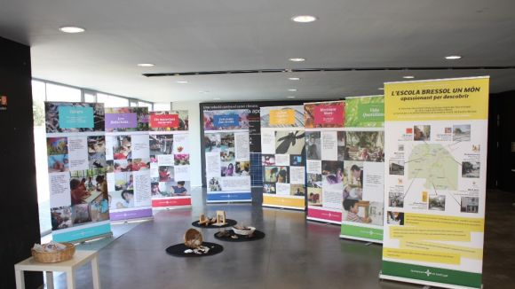 L'Ajuntament acull una exposició sobre les escoles bressol