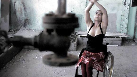El grup Alta Realitat a càrrec de Jordi Cortés farà una mostra de dansa integrada / Foto: Facebook Alta Realitat