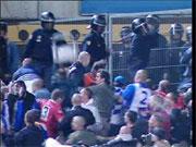 La Comissió contra la Violència prohibirà l'accés als recintes esportius als dos acusats durant un màxim de 5 mesos