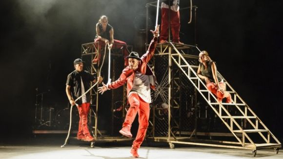 Els Brodas Bros tornen a Sant Cugat després de presentar l'any passat 'Vaivé' / Foto: Teatre-Auditori