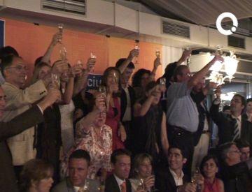 Recoder reivindica el model de ciutat en l'acte de celebració dels 10 anys com alcalde