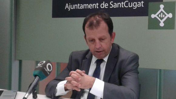 L'Ajuntament registra el tercer mínim històric consecutiu d'endeutament amb una ràtio del 46%