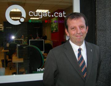 Carles Brugarolas: 'No retallarem, contindrem'