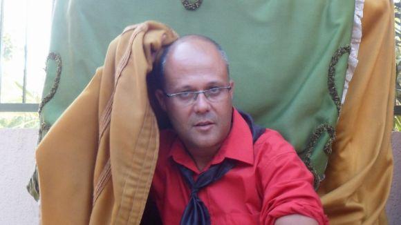 El nou president dels Geganters, Ramon Bruguera