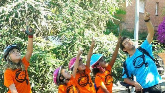 Dinamiks proposa colònies i casals d'estiu que combinen aventura i aprenentatge