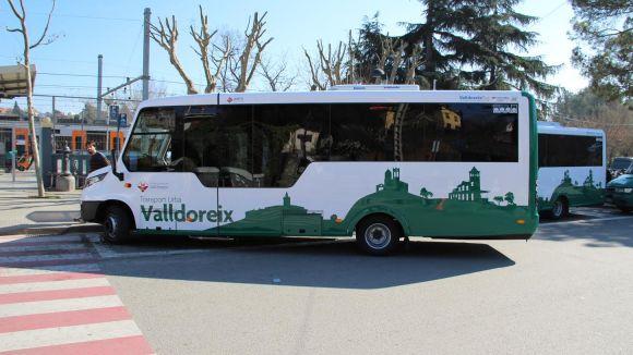 Canvis al transport públic de Valldoreix al setembre