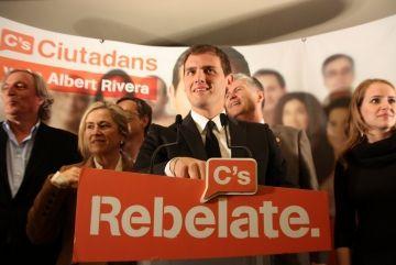 C's perd suport a Sant Cugat però consolida els seus tres diputats al Parlament