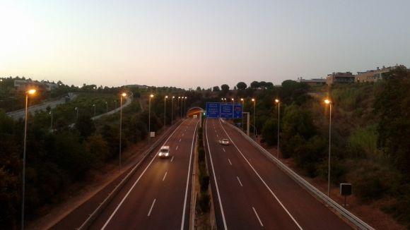 El tram de la C16 entre Terrassa i Sant Cugat, el desè més segur del país