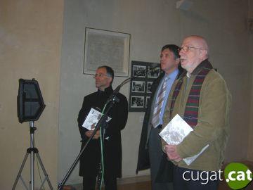 Les fotografies de Joan Cabanas mostren al Museu el Sant Cugat del segle passat