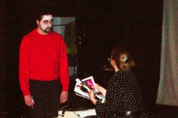 Els alumnes del taller Sílvia Servan impressionen a La Unió amb 'Cabaret R.I.P.'