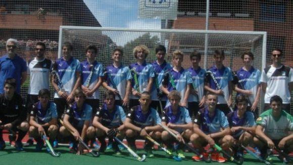 El cadet masculí del Junior disputarà la final del Campionat d'Espanya davant l'Atlètic Terrassa
