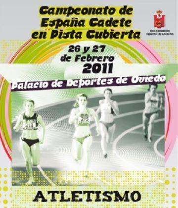 Sis santcugatencs al Campionat d'Espanya Cadet d'atletisme d'Oviedo