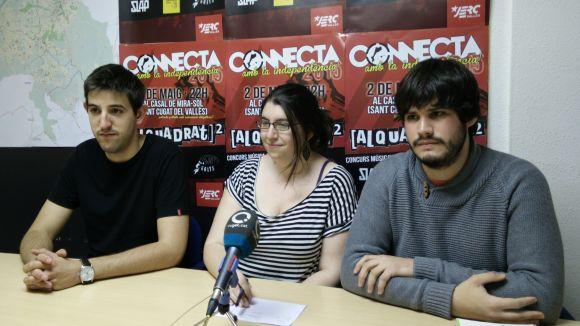 El festival Connecta torna a Sant Cugat amb AlQuadrat com a caps de cartell