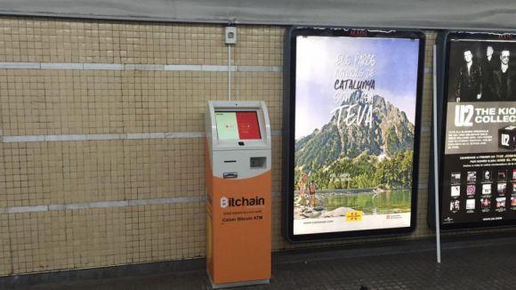 Bitchain, 'desbordada' per la demanda de caixers de 'bitcoins'