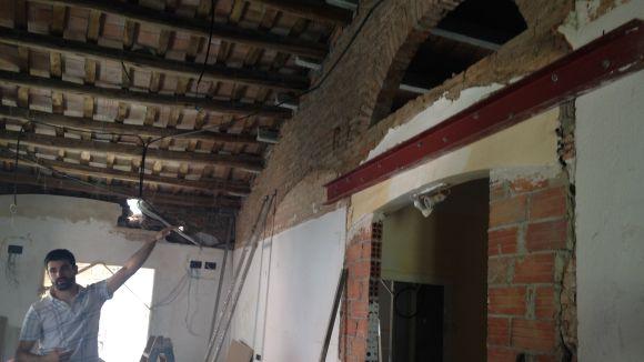 Cal Temerari vol recuperar patrimoni arquitectònic amb micromecenatge