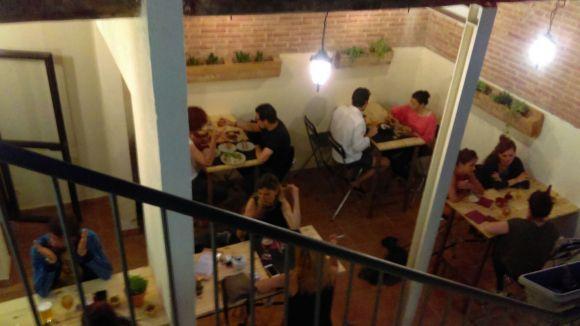 La Taverna de Cal Temerari celebra aquest diumenge el primer aniversari amb una festa