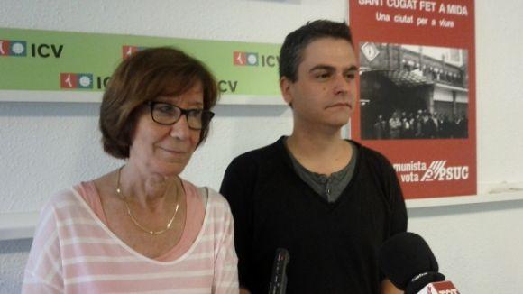 ICV-EUiA proposa un Pacte Local d'Ocupació contra l'atur