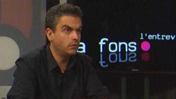 Calderon: 'L'equip de govern treballa de forma improvisada amb la vista a les eleccions'