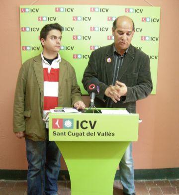 ICV-EUiA vol posar fi als desnonaments a la ciutat