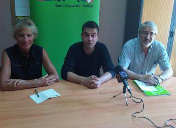 Joan Calderon abandonarà la presidència d'ICV a la tardor