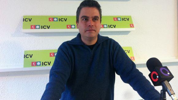 ICV-EUiA vol lluitar des de Sant Cugat contra la corrupció política