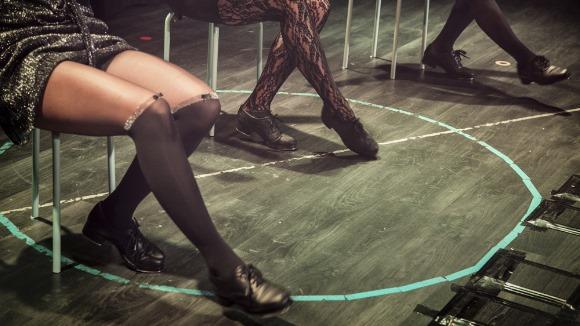 Dansa: 'Caliu', amb CabareTap