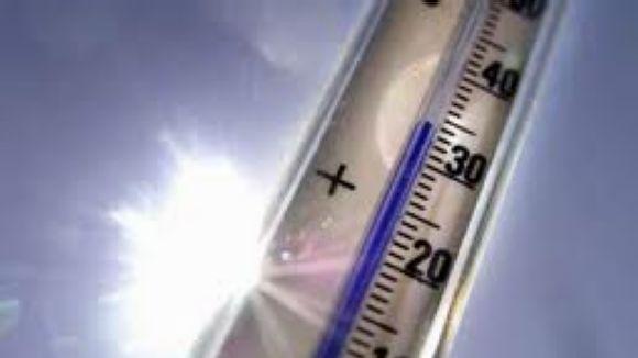 La calor fa l'agost a Catalunya i porta 36 graus de màxima a Sant Cugat