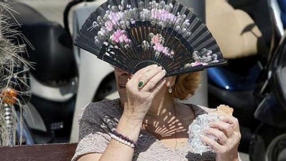 L'onada de calor marxarà divendres, segons les previsions