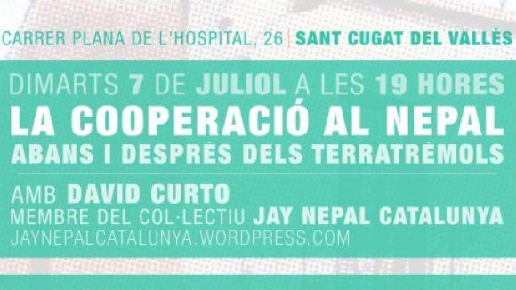 Una imatge del cartell / Foto: Cal Temerari