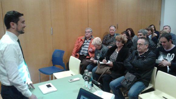L'Ajuntament estima en 178.000 euros l'aportació veïnal de la urbanització de Can Borrull