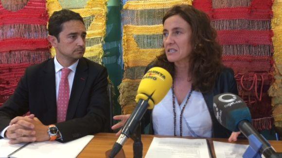 Conesa referma la transparència i facilita a Antifrau els expedients de contractació