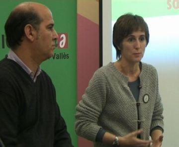 Camats (ICV-EUiA): 'Demano disculpes per si algú s'ha ofès per la campanya electoral que s'està fent'