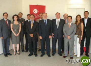 Una desena d'empreses de la Cambra de Terrassa visiten Alemanya i Suïssa
