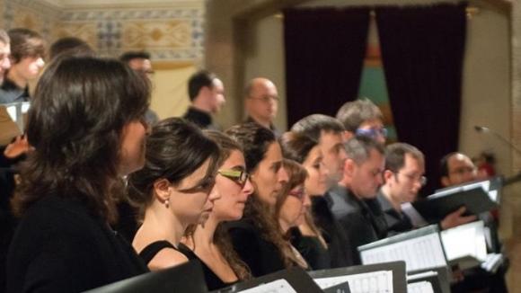 Concert de música sacra: Cor de Cambra de Granollers (Amics de la Unió)