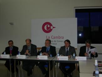 Dues empreses santcugatenques marxen a una missió comercial de la Cambra de Terrassa a Amèrica del Sud
