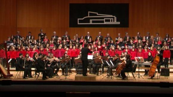 El Teatre-Auditori acull avui la tradicional Cantata de Camerata Sant Cugat