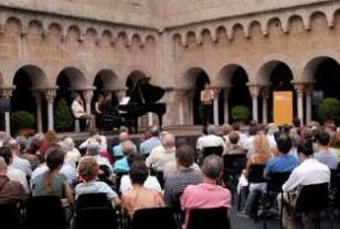 El Curs Internacional de Cant finalitza amb un concert concurs
