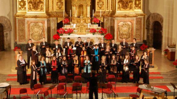 El Monestir, l'escenari del primer cicle de música sacra coral