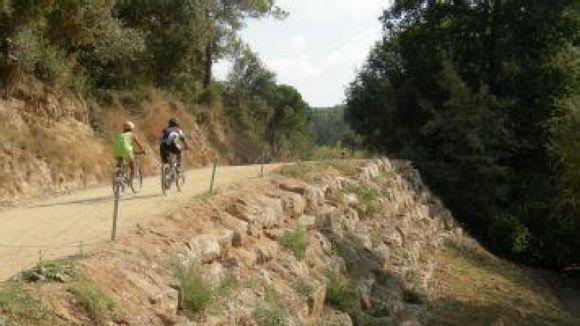 Troben un home mort al camí de Sant Cugat a Can Borrell