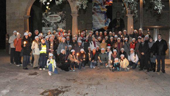 Sant Cugat i Cerdanyola s'uneixen en el Camí de Justícia