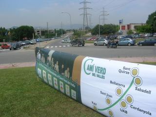 C's demanarà al Parlament que s'acceleri la construcció de la Via Verda que passa per Sant Cugat