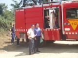 Dos ferits en una explosió de butà a un habitatge de la Floresta