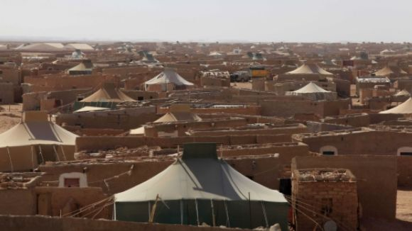 SCAPS recull aliments per als refugiats sahrauís afectats per les fortes pluges